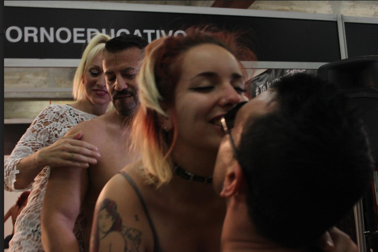 Actrices Salón Porno 2017 crónica del salón erótico de madrid 2017 - pornoeducativo